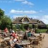 Netherlands, Ooij, Cafe restaurant Oortjeshekken